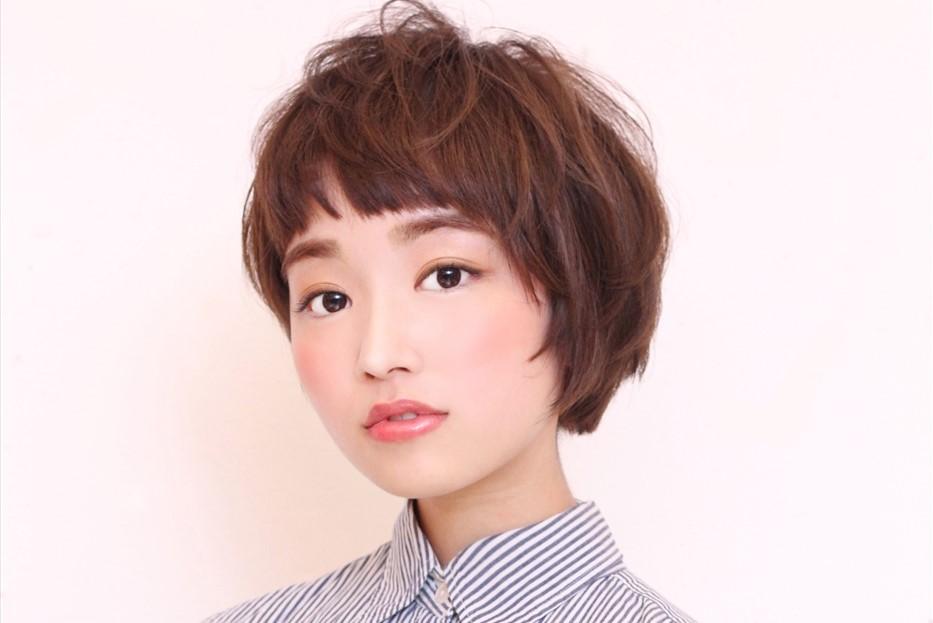 らしさヘアスタイル